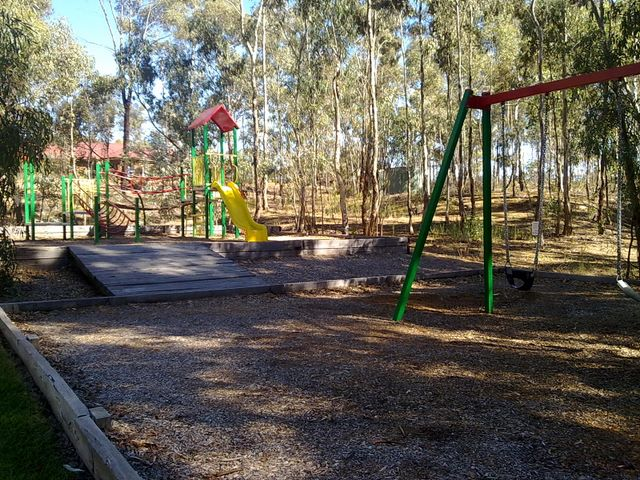 The bush is their playground at A-line Holiday Park