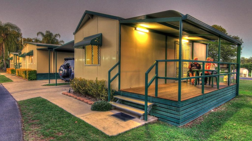 Premium ensuite cabins available in various configurations.