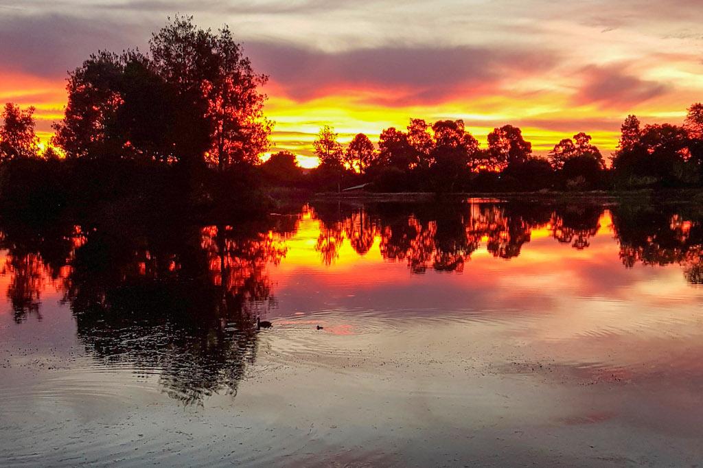 Pretty Lake Anderson