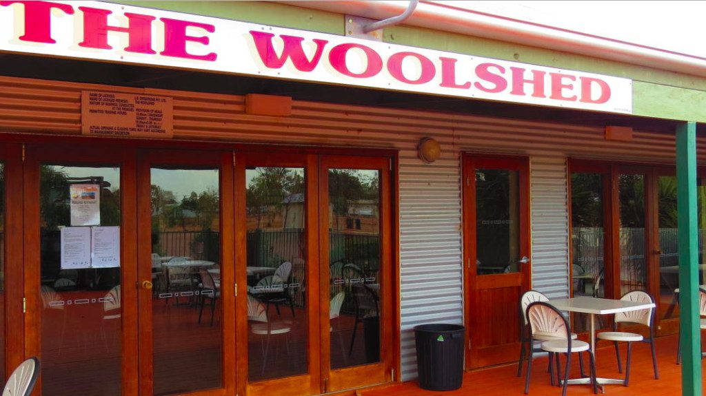 The Woolshed at Longreach Tourist Park