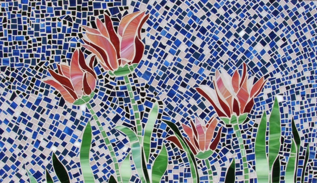 Tulips cropped, by Kylie Bourne