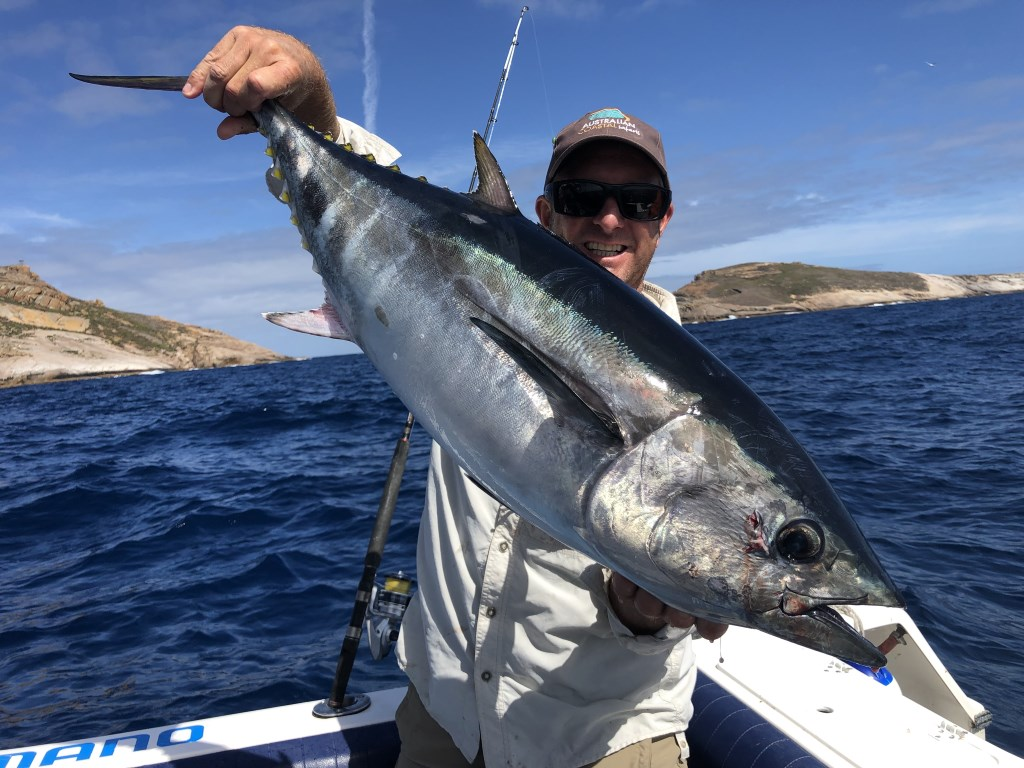 From catch to cook-up with David Doudle from Australian Coastal Safaris
