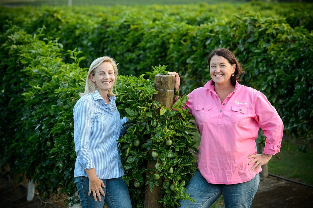 Suzie Clarke Bundy Food Tours chats to Tinaberries