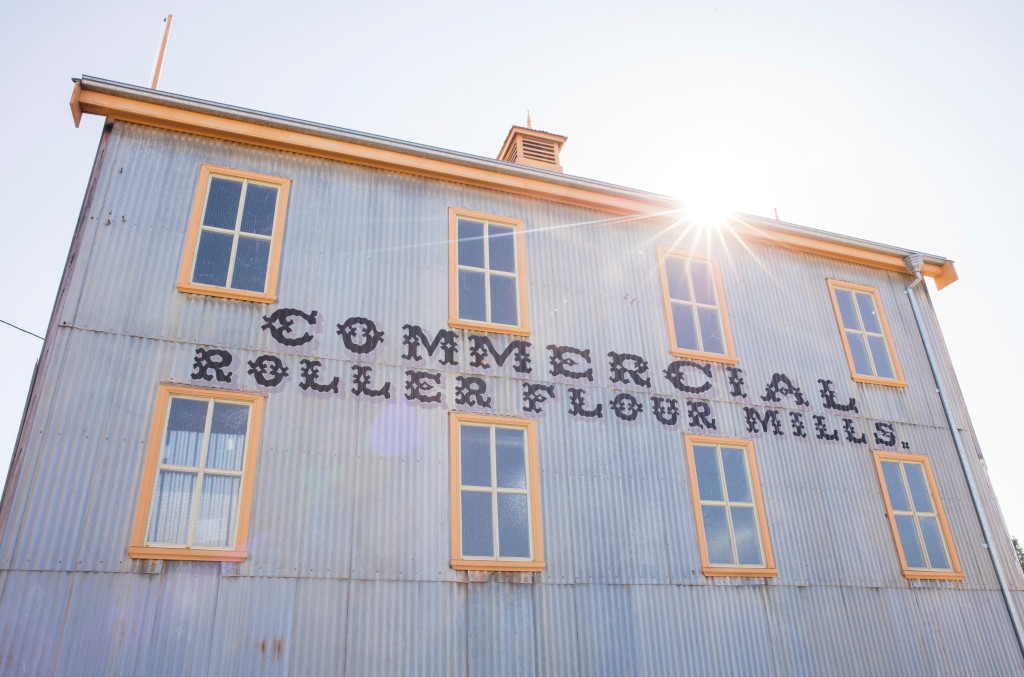 Commercial Roller Flour Mill, Gulgong