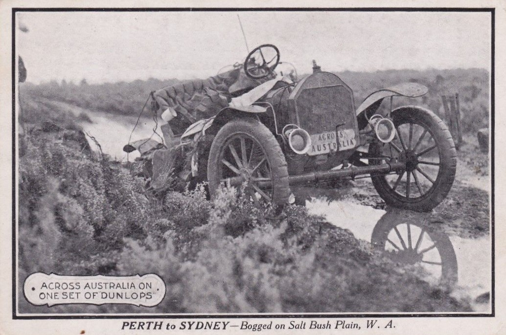 1912 Brush Runabout, like the driven by Francis Birtles in the Fremantle to Sydney crossing features in the