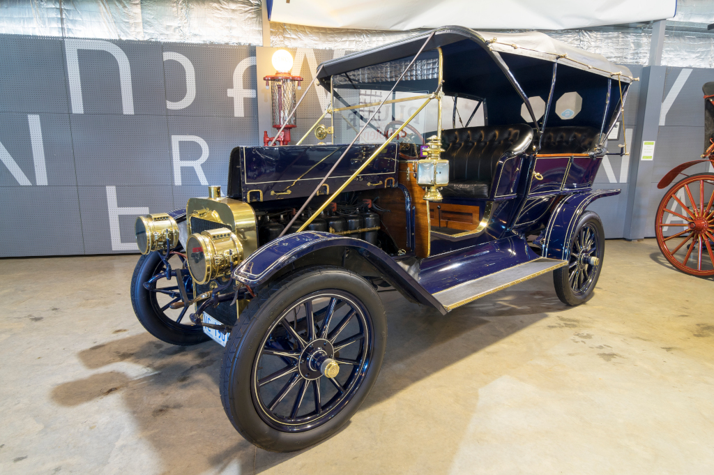 Francis Ransley's favourite, the 1907 Model K Ford