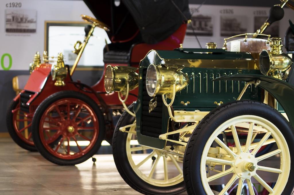 Wonders of Wynyard Model A Ford and Model F Ford