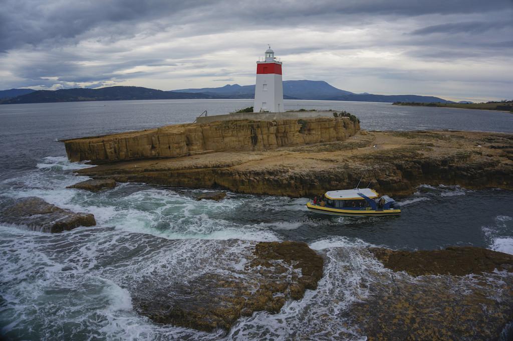 Iron Pot Cruises, Iron Pot Lighthouse