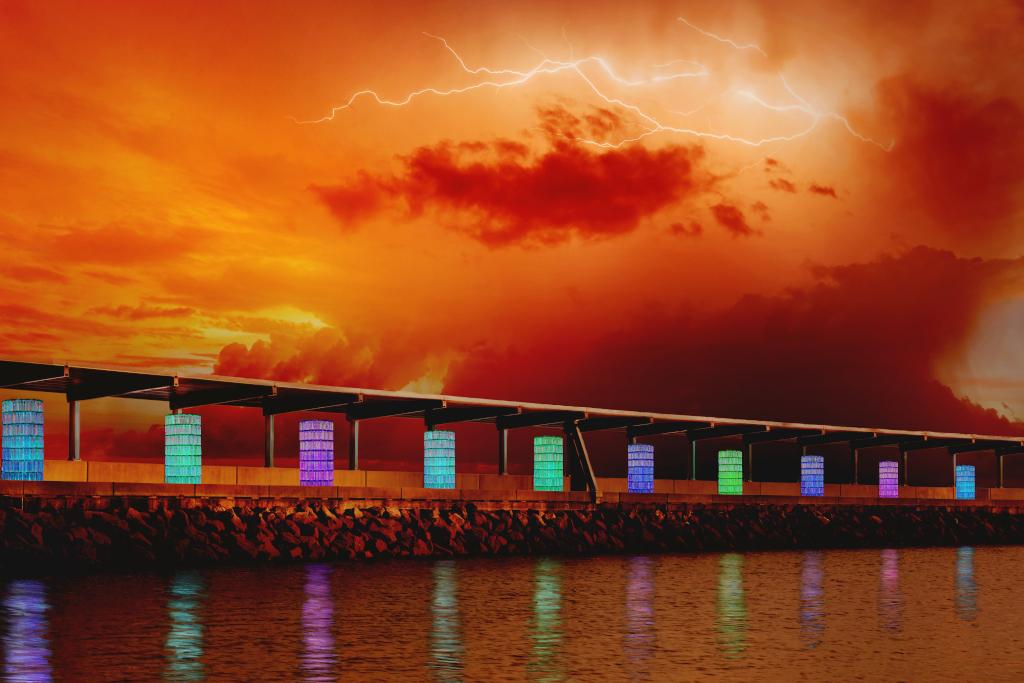 Tropical Light - Darwin marvel