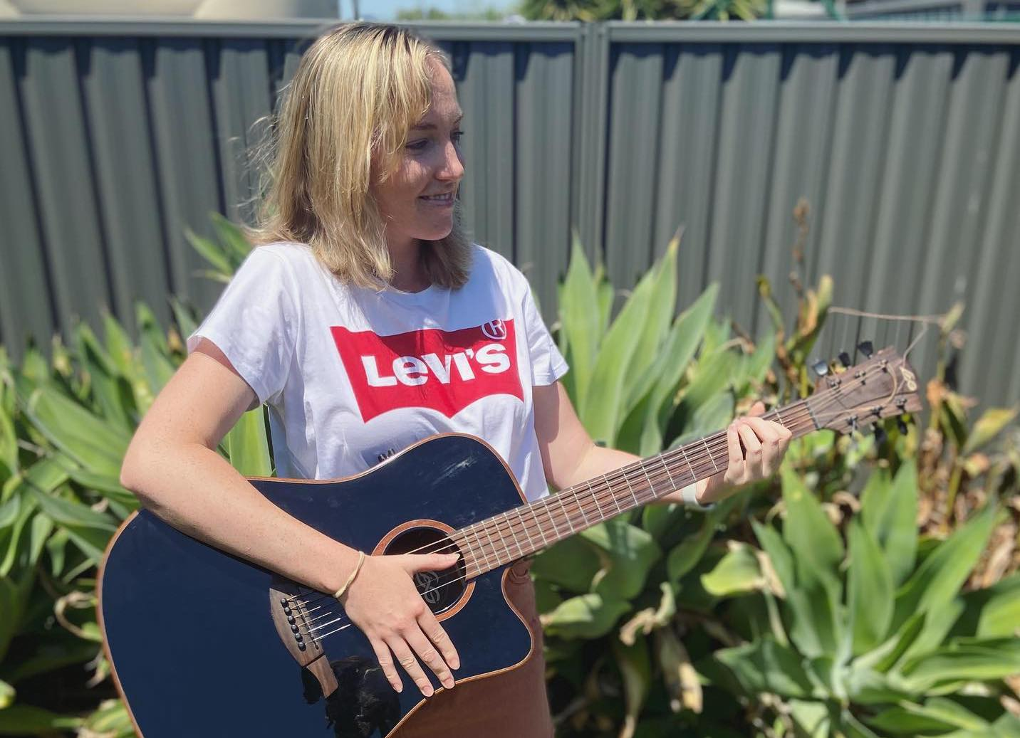 Carly Cracknell Second Valley Caravan Park and Jetty Store fundraiser