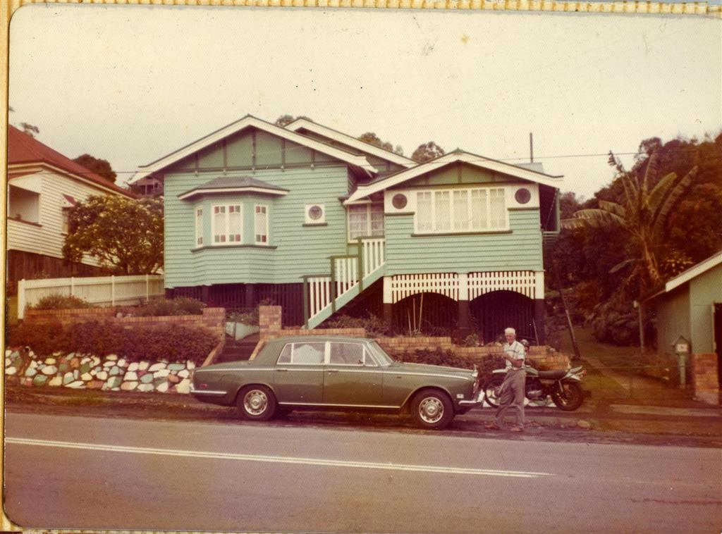 Dick Caplick family home, Eumundi Houses exhibition