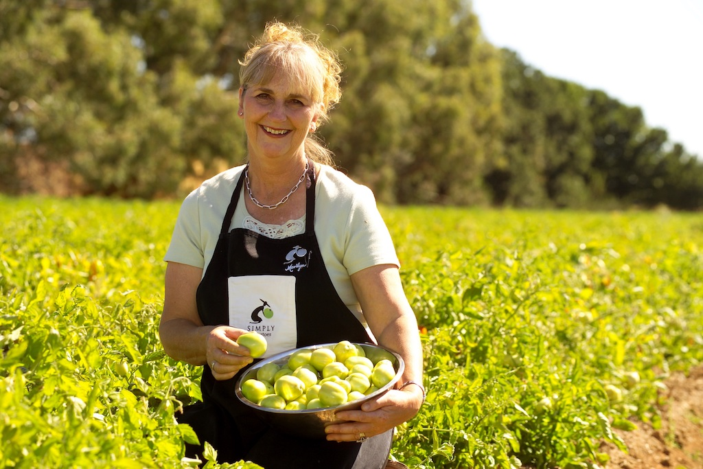 Marilyn Lanyon Simply Green Tomatoes