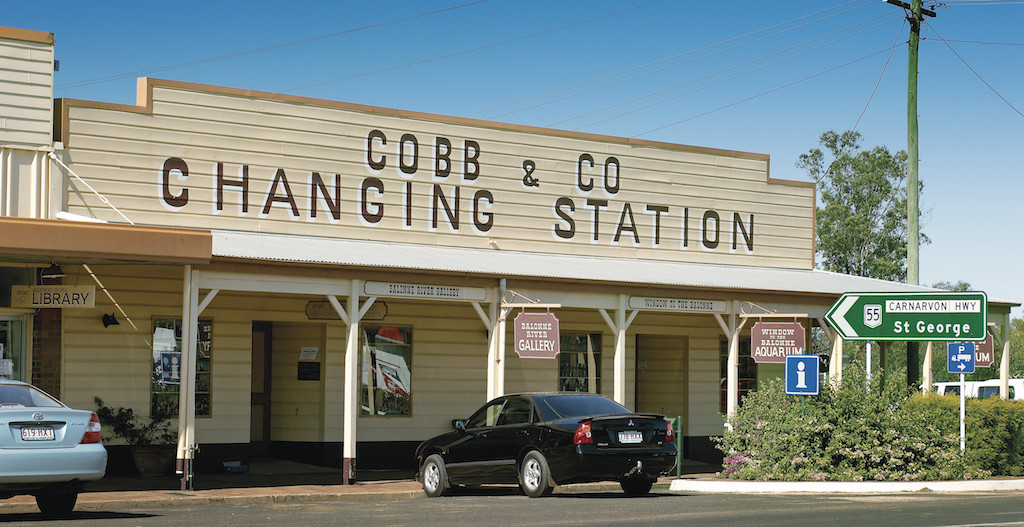 Toowoomba is home to the Cobb & Co National Museum