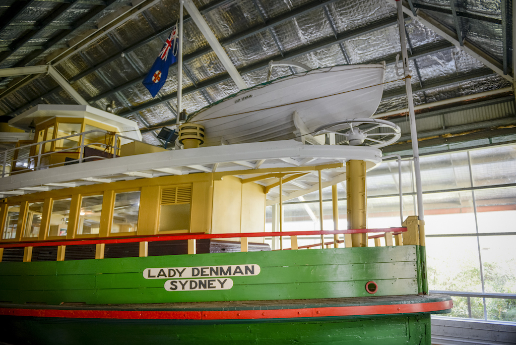 Lady Denman Jervis Bay Maritime Museum Huskisson
