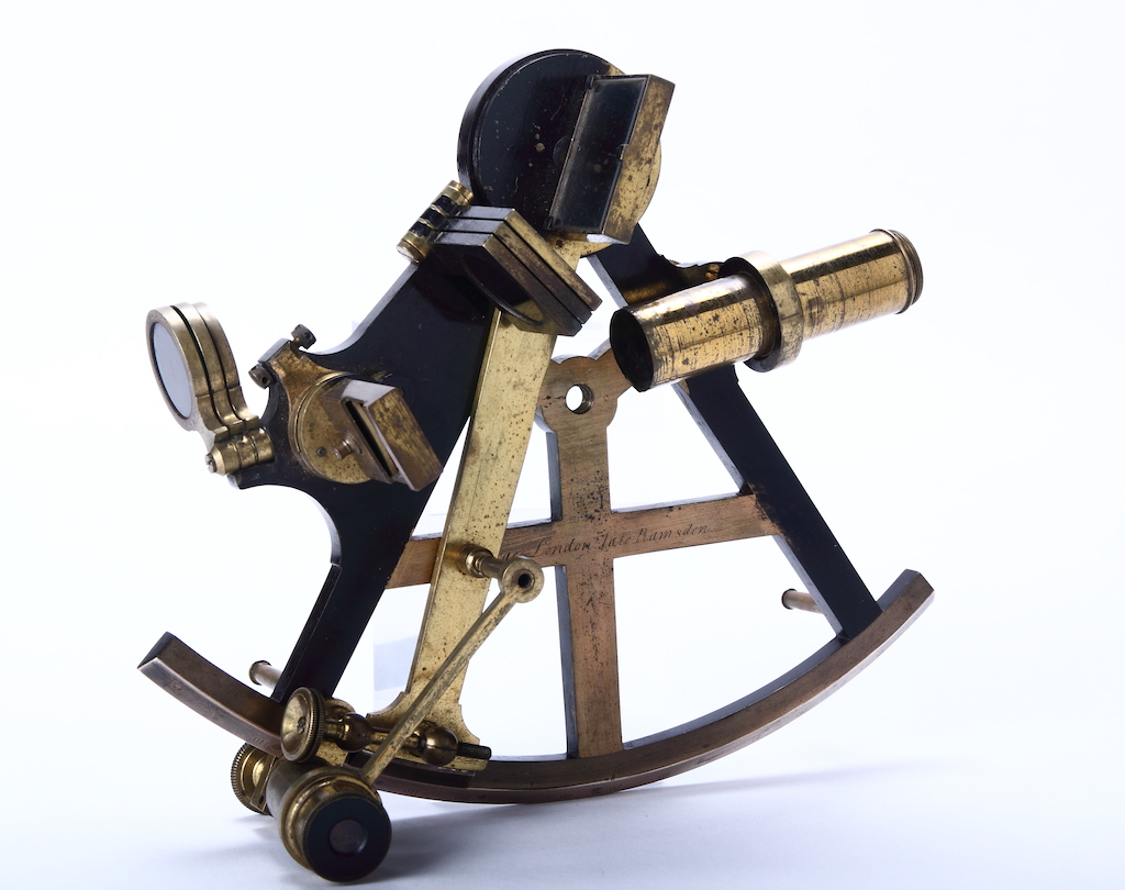 Sextant Halloran Collection, Jervis Bay Maritime Museum