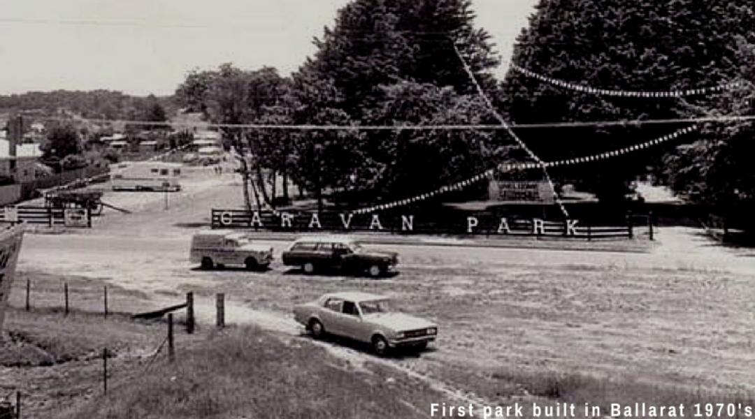 1972 Caravan Park