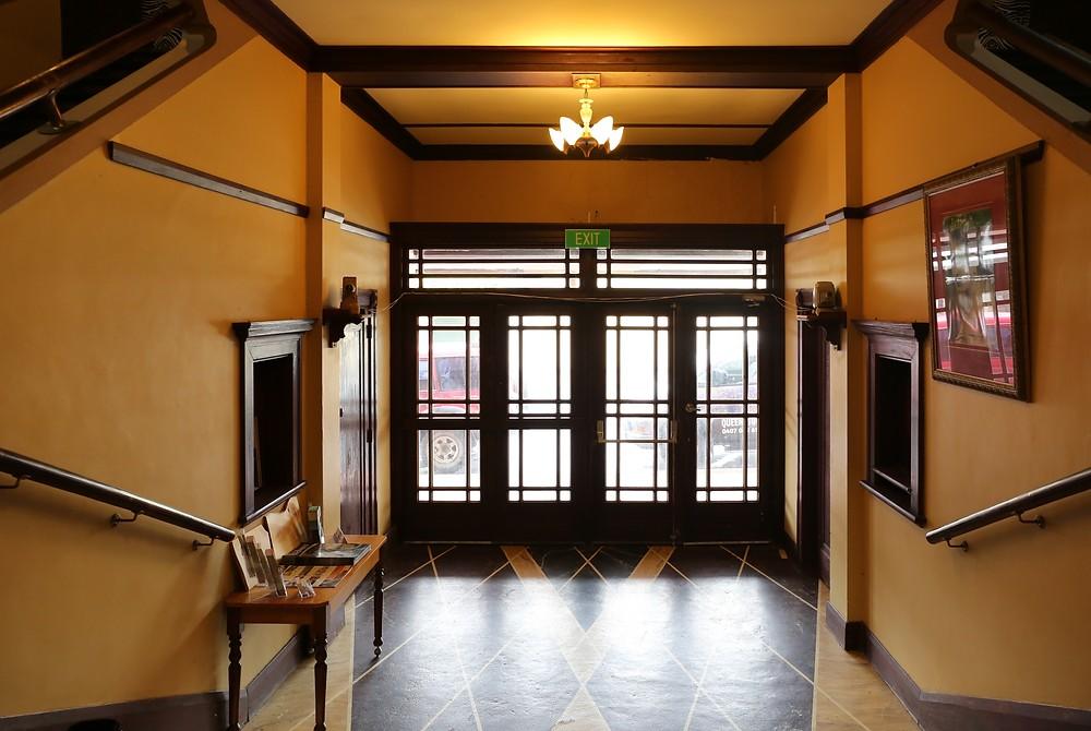 Paragon Theatre Foyer