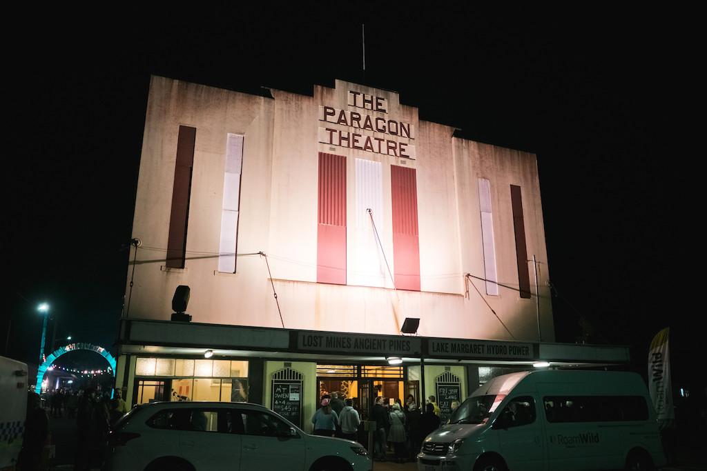The Paragon Theatre