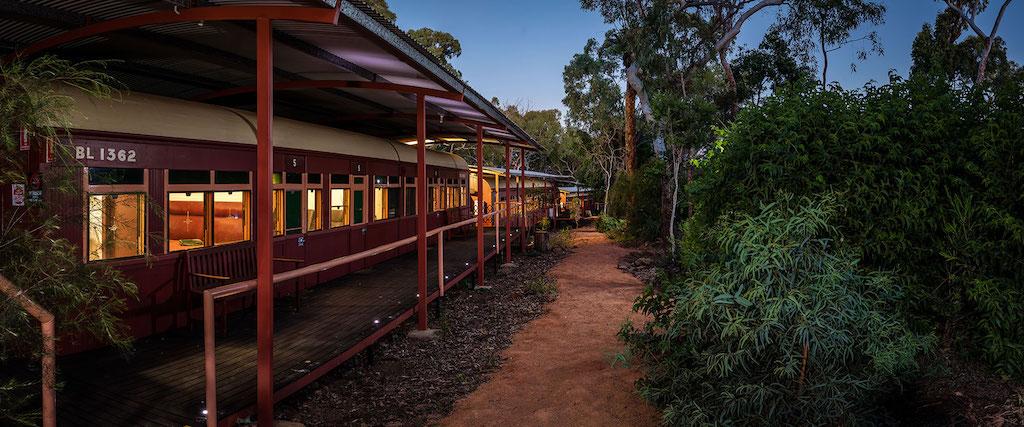 Undara Experience Railway Accommodation