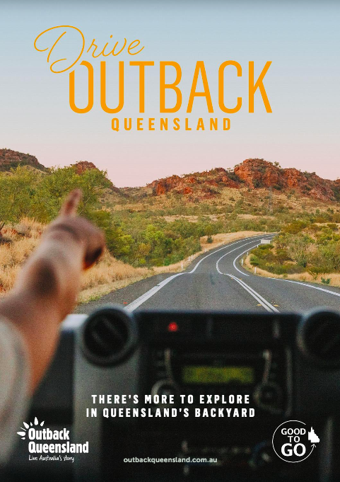 Drive Outback Queensland