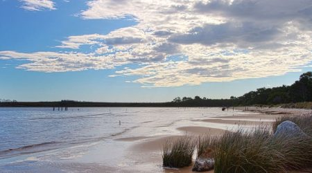 Strahan Beach