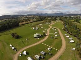 Huon Valley Caravan Park in Huonville